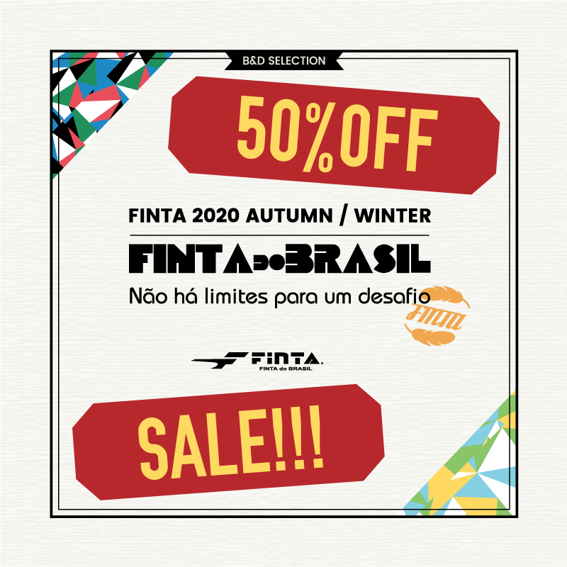 FINTA『2020AW COLLECTION』
