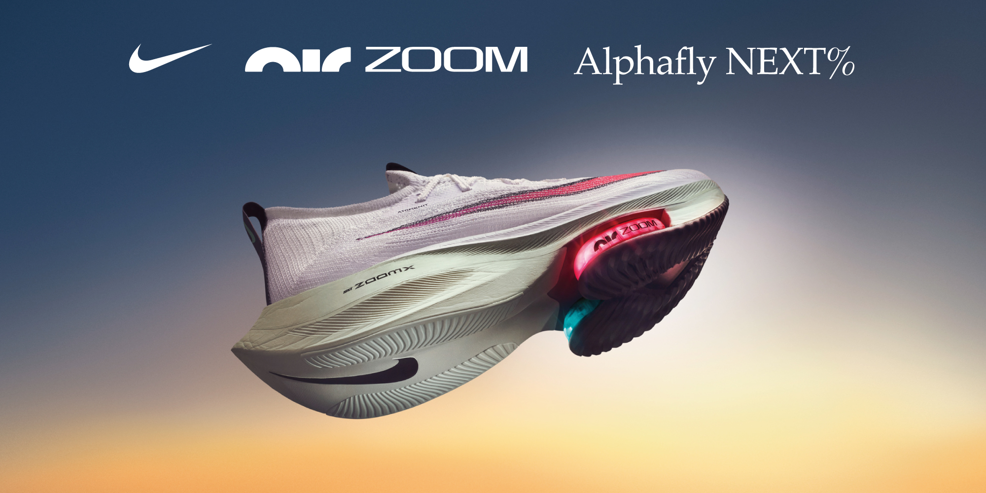 NIKE「ALPHAFLY」からNEW COLOR登場!!