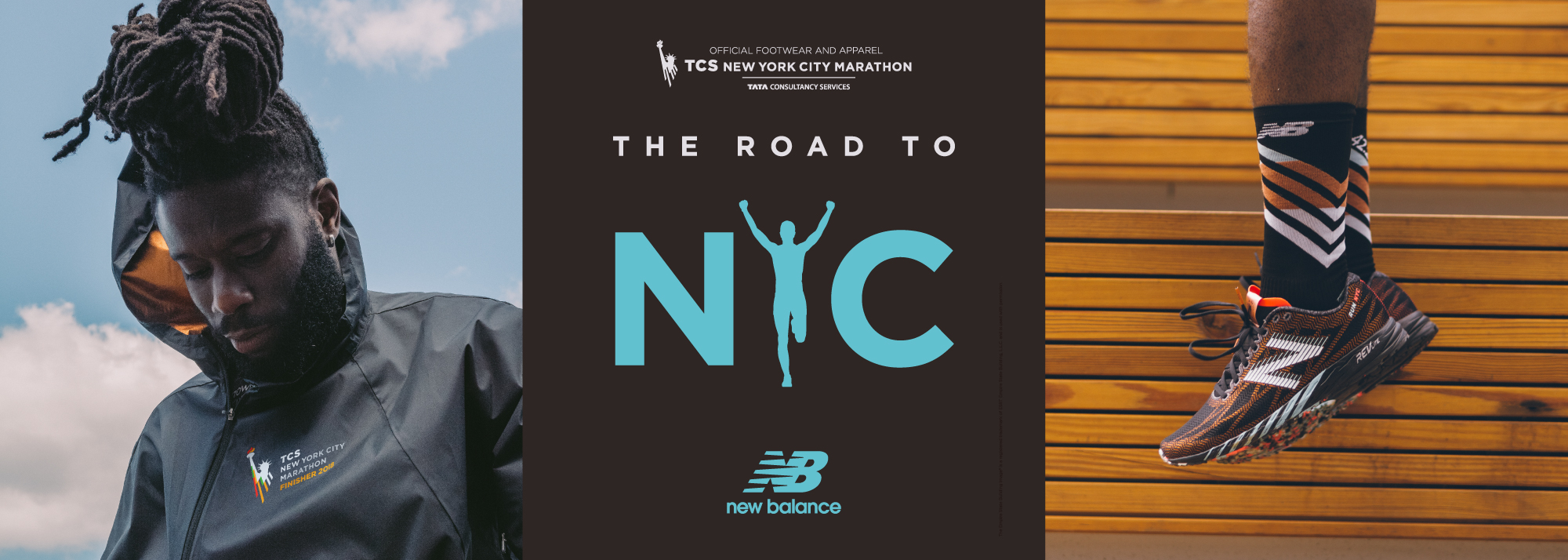Newbalance「NEW YORK CITY MARATHON」オフィシャルグッズ