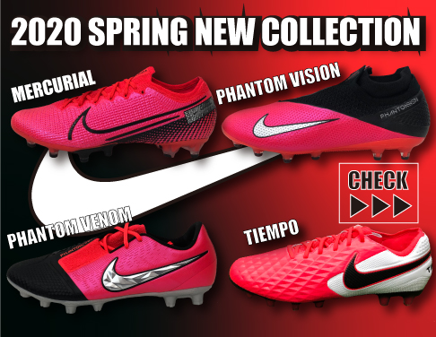 NIKE 「2020 SPRING NEW COLLECTION」