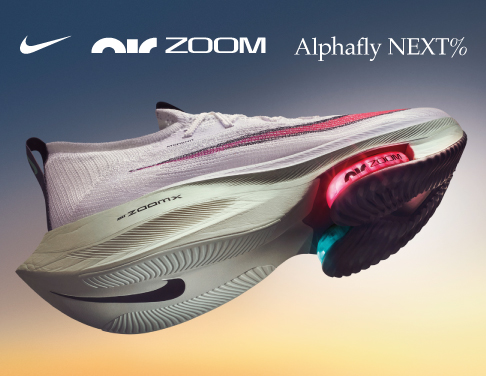 "NIKE ""ALPHAFLY""のNEW COLORが登場!!"